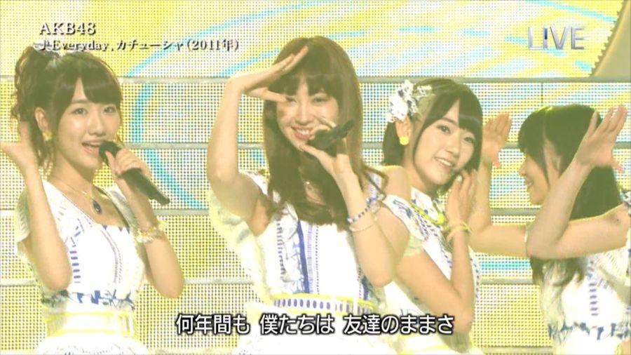 AKB48 宮脇咲良 THE MUSIC DAY 音楽のちから (23)_R