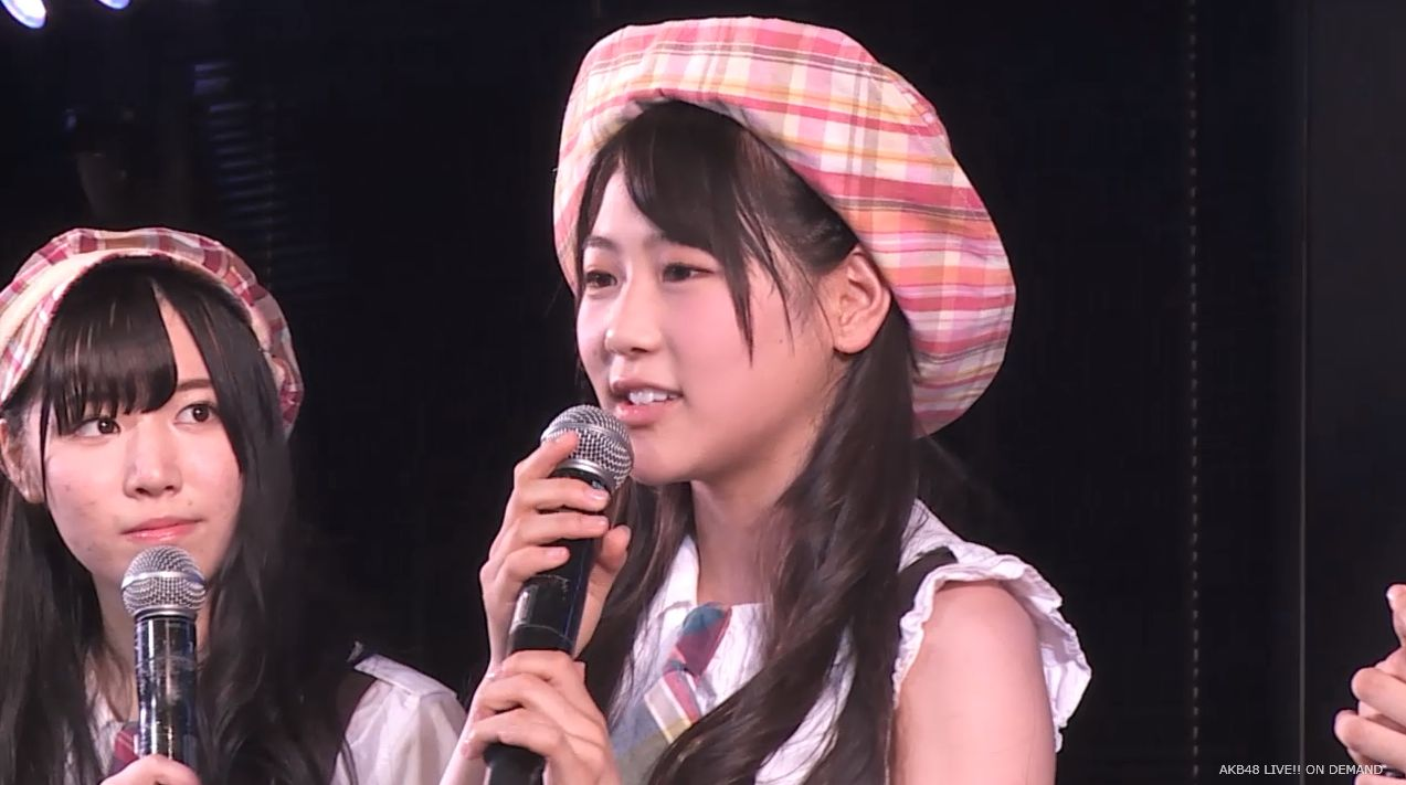 西野未姫 MC