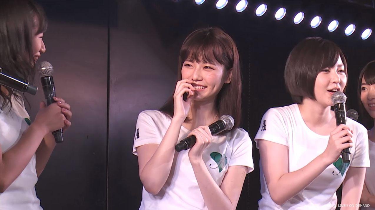 島崎遥香 MC チームA劇場公演 20140714 (13)