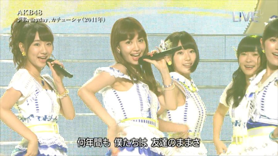 AKB48 渡辺麻友 THE MUSIC DAY 音楽のちから 20140712 (14)_R