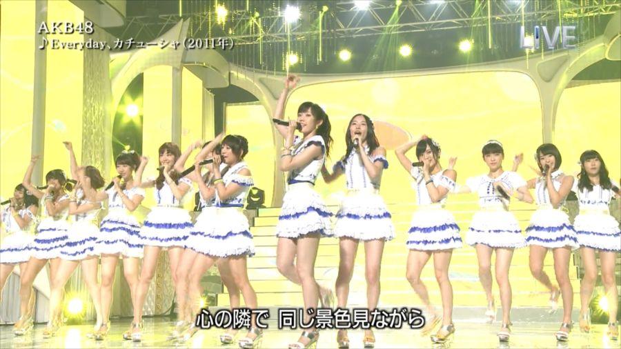 AKB48 渡辺麻友 THE MUSIC DAY 音楽のちから 20140712 (11)_R