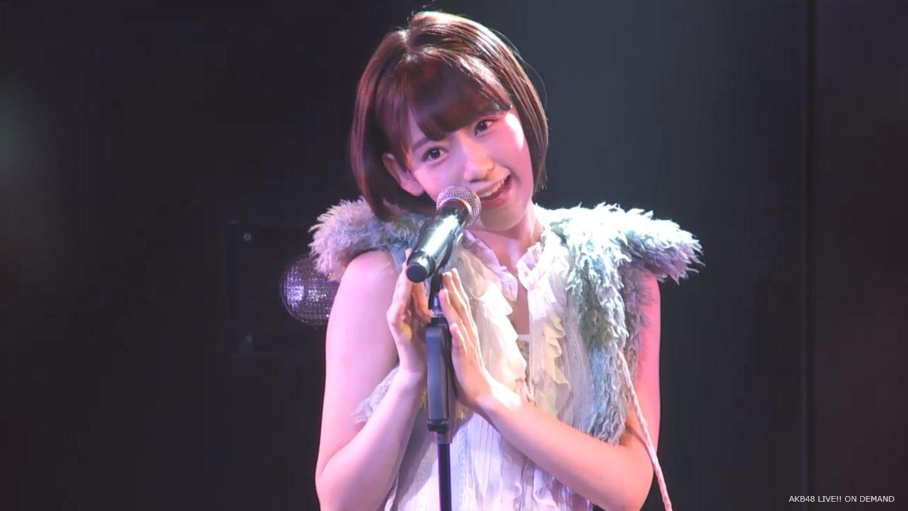ストレート宮脇咲良 ハート型ウィルス AKB48チームA公演 20140730 (10)