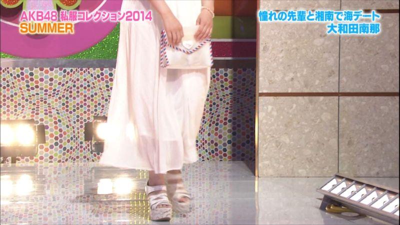 AKBINGO 私服コレクション2014夏 大和田南那 20140709  (2)_R