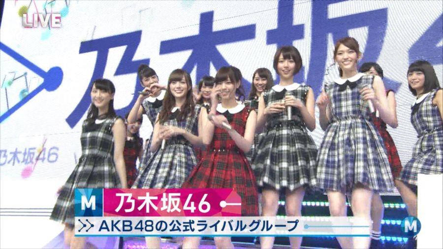 乃木坂46 ミュージックステーション 白石麻衣 20140711 (3)_R