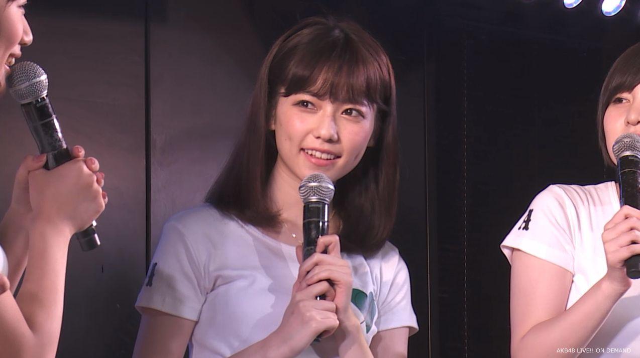 島崎遥香 MC チームA劇場公演 20140714 (7)