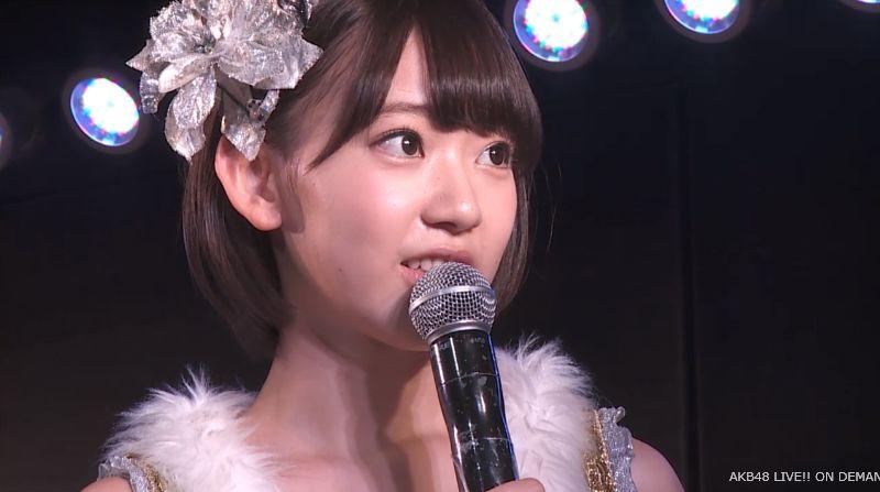 ストレート宮脇咲良 MC 最近ハマってること AKB48チームA公演 20140730 (5)