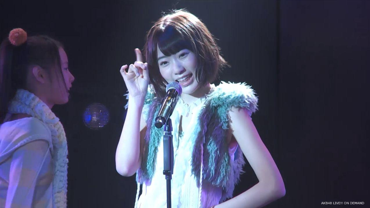 宮脇咲良 ハート型ウィルス チームA公演 20140714 (7)