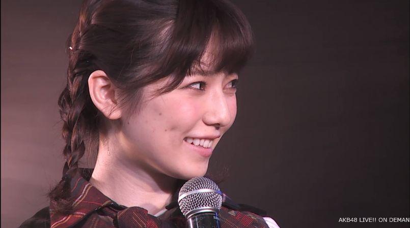宮脇咲良 MC チームA公演 20140714 (3)