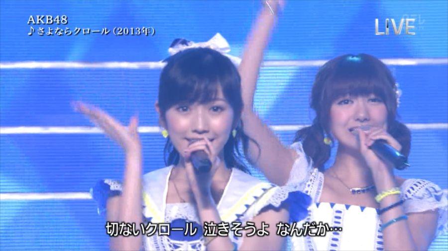 AKB48 渡辺麻友 THE MUSIC DAY 音楽のちから 20140712 (35)_R