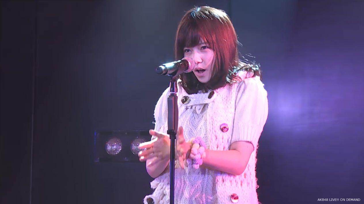 島崎遥香 AKB48チームA公演 20140716 (10)