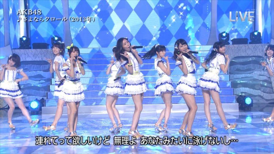 AKB48 渡辺麻友 THE MUSIC DAY 音楽のちから 20140712 (34)_R