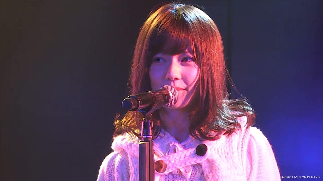 島崎遥香 AKB48チームA公演 20140716 (9)