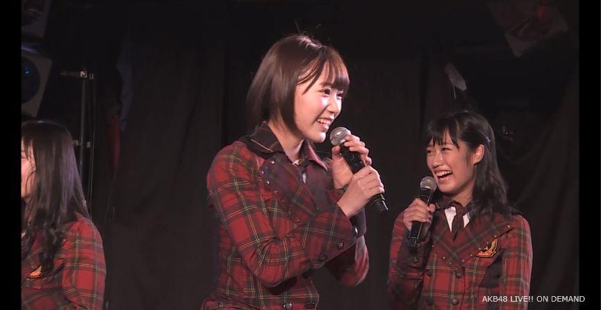 ストレート宮脇咲良 MC 自己紹介 AKB48チームA公演 20140730 (11)