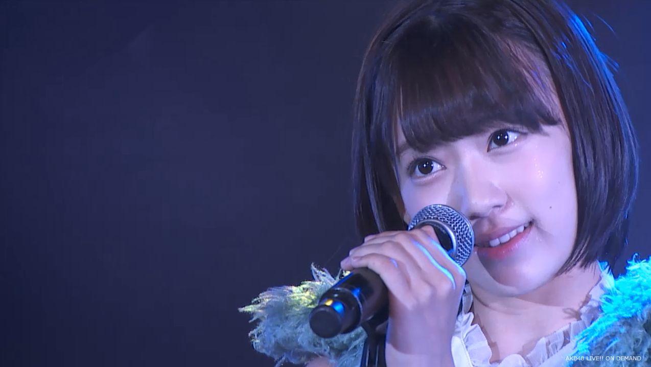 ストレート宮脇咲良 ハート型ウィルス AKB48チームA公演 20140730 (22)