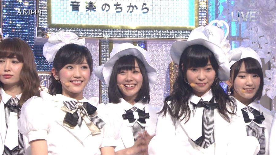 AKB48 渡辺麻友 THE MUSIC DAY 音楽のちから 20140712 (83)_R