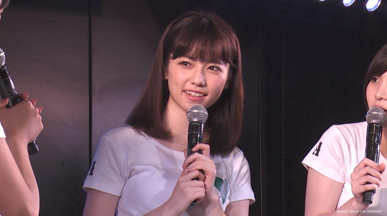 島崎遥香 MC チームA劇場公演 20140714 (6)