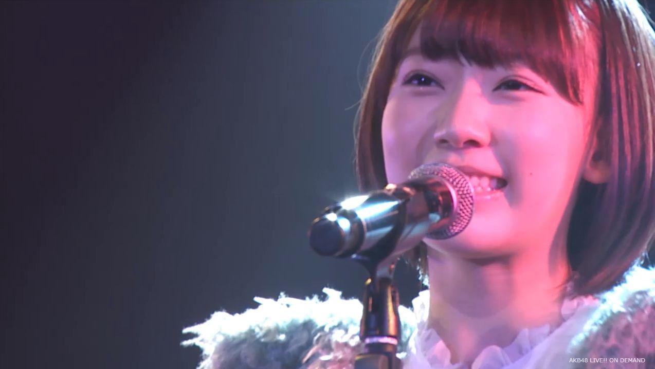 ストレート宮脇咲良 ハート型ウィルス AKB48チームA公演 20140730 (18)
