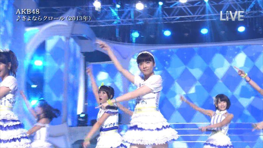 AKB48 島崎遥香 THE MUSIC DAY 音楽のちから 20140712 (10)_R