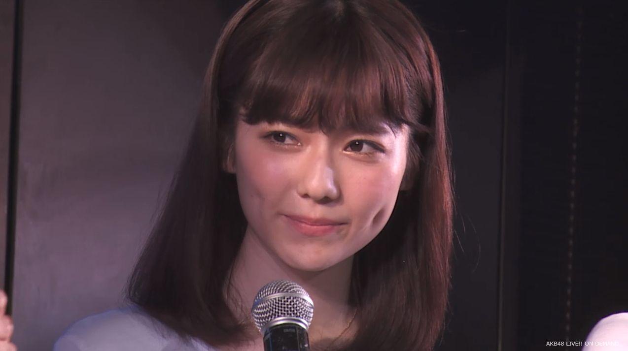 島崎遥香 MC チームA劇場公演 20140714 (4)