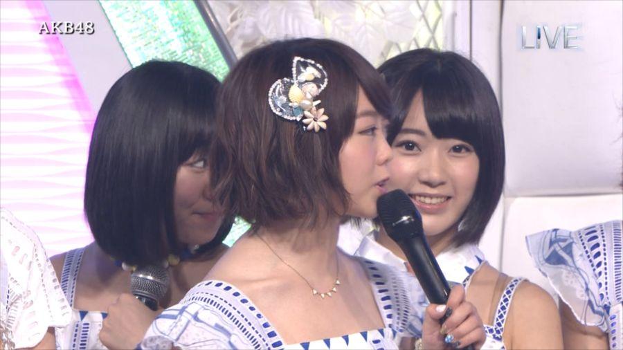 AKB48 宮脇咲良 THE MUSIC DAY 音楽のちから (10)_R