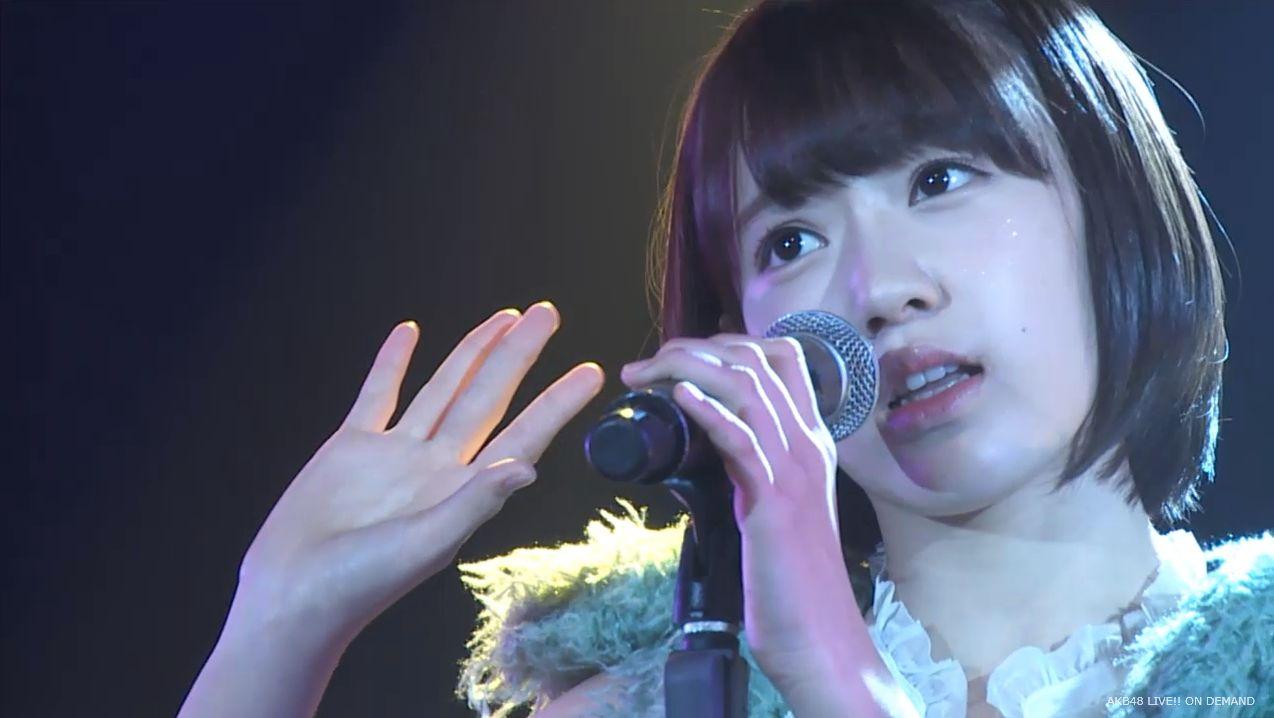 ストレート宮脇咲良 ハート型ウィルス AKB48チームA公演 20140730 (17)