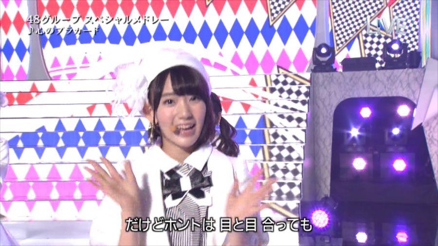 AKB48 宮脇咲良 THE MUSIC DAY 音楽のちから (51)_R
