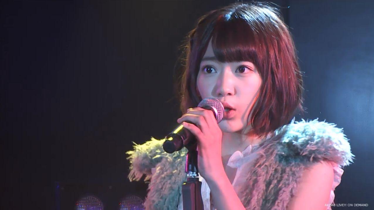 宮脇咲良 ハート型ウィルス チームA公演 20140714 (16)