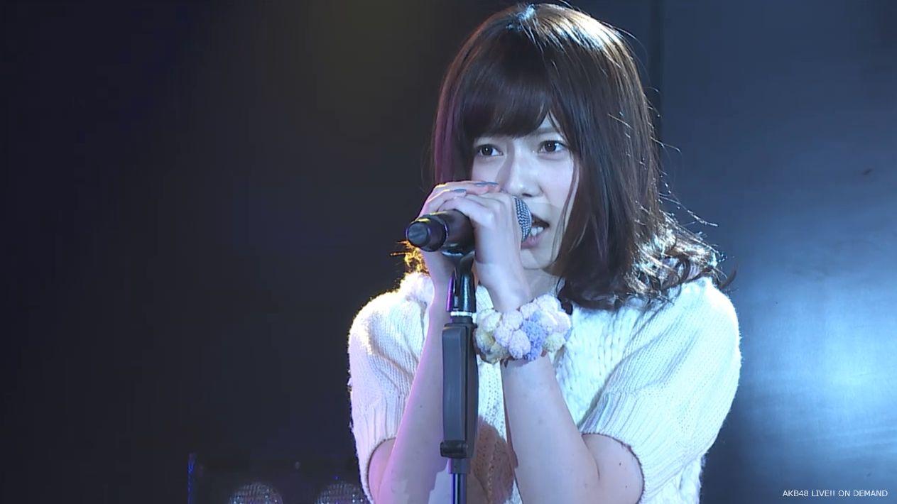 島崎遥香 AKB48チームA公演 20140716 (8)