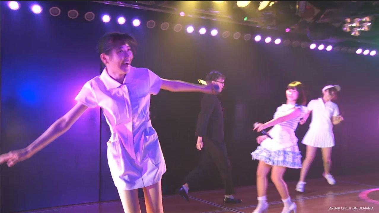 西野未姫 天国野郎 ピンクナース サイドポニー (4)