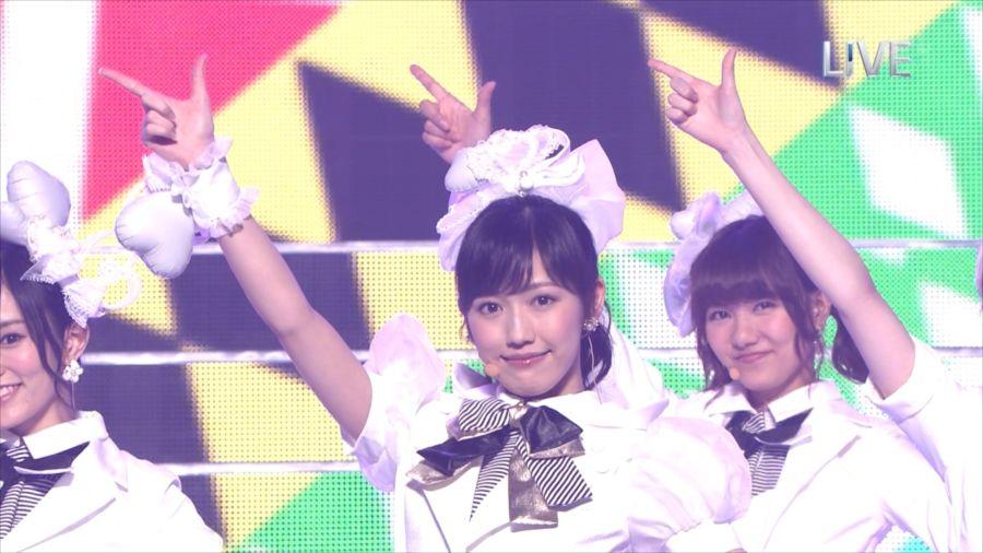 AKB48 渡辺麻友 THE MUSIC DAY 音楽のちから 20140712 (86)_R