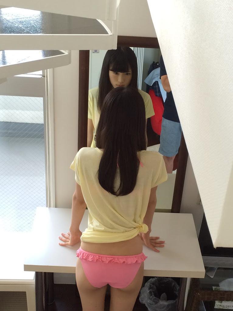 ENTAME 渋谷凪咲 オフショット (7)