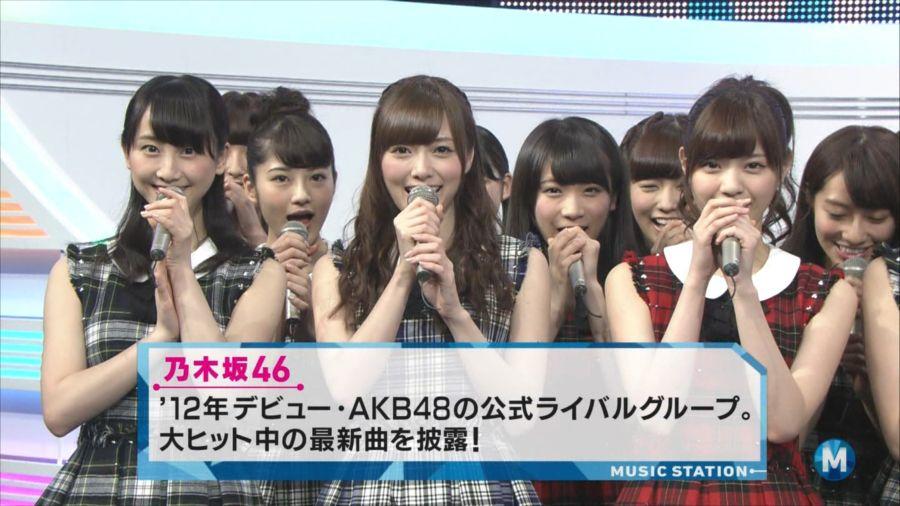 乃木坂46 ミュージックステーション 白石麻衣 20140711 (4)_R