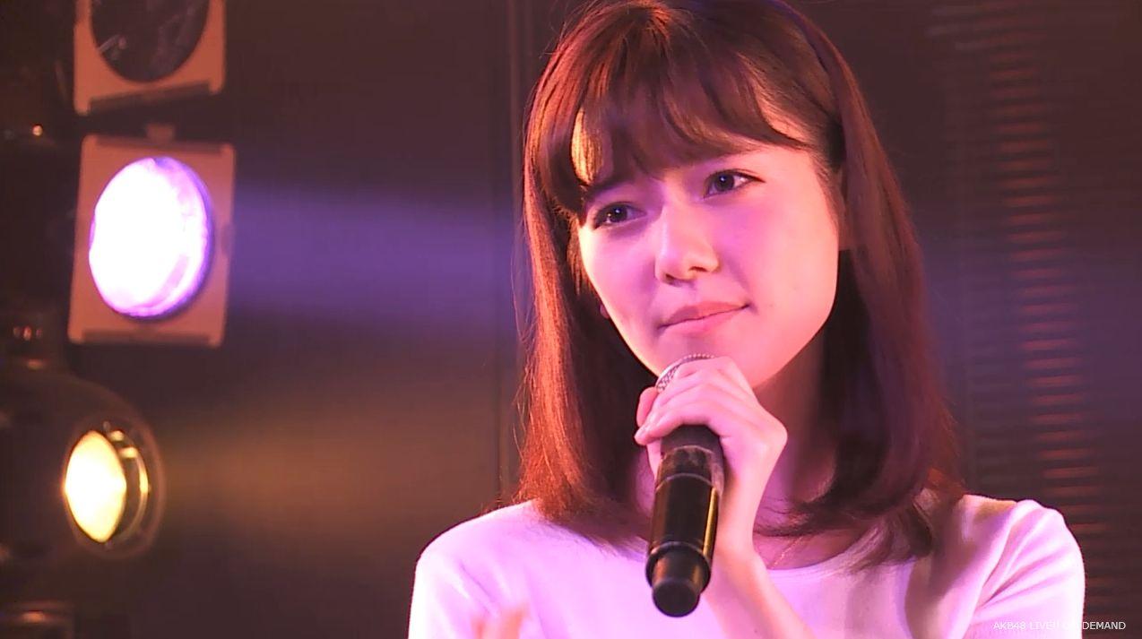 島崎遥香 あの頃のスニーカー チームA劇場公演 20140714 (6)