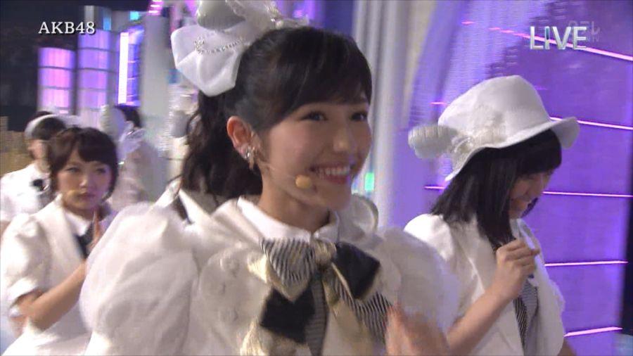 AKB48 渡辺麻友 THE MUSIC DAY 音楽のちから 20140712 (85)_R