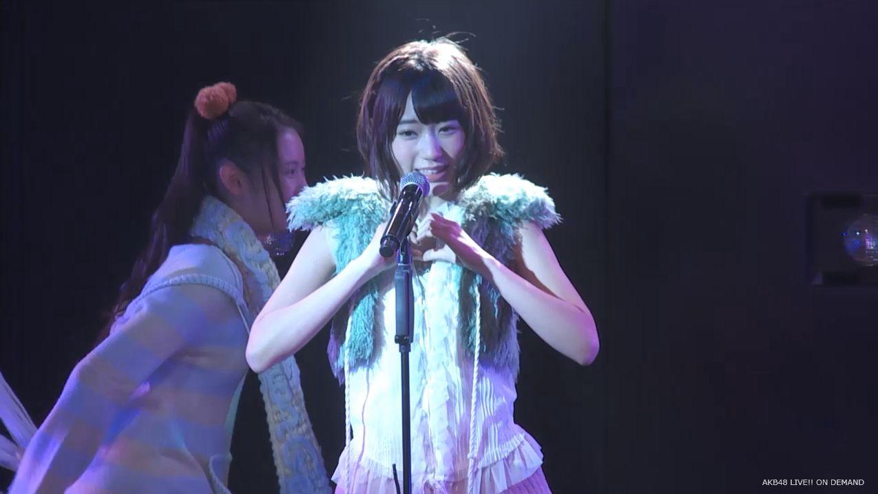 宮脇咲良 ハート型ウィルス チームA公演 20140714 (6)