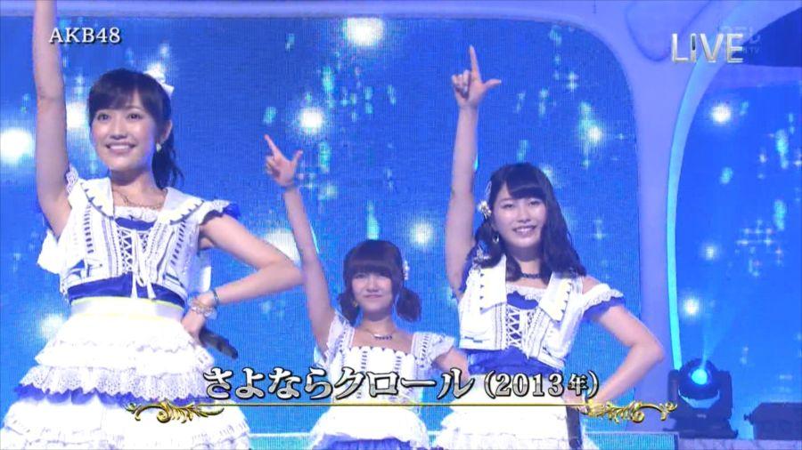 AKB48 渡辺麻友 THE MUSIC DAY 音楽のちから 20140712 (27)_R