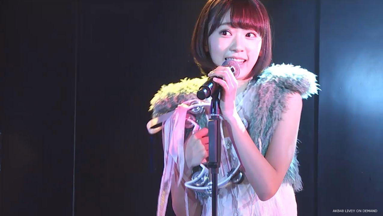 ストレート宮脇咲良 ハート型ウィルス AKB48チームA公演 20140730 (16)