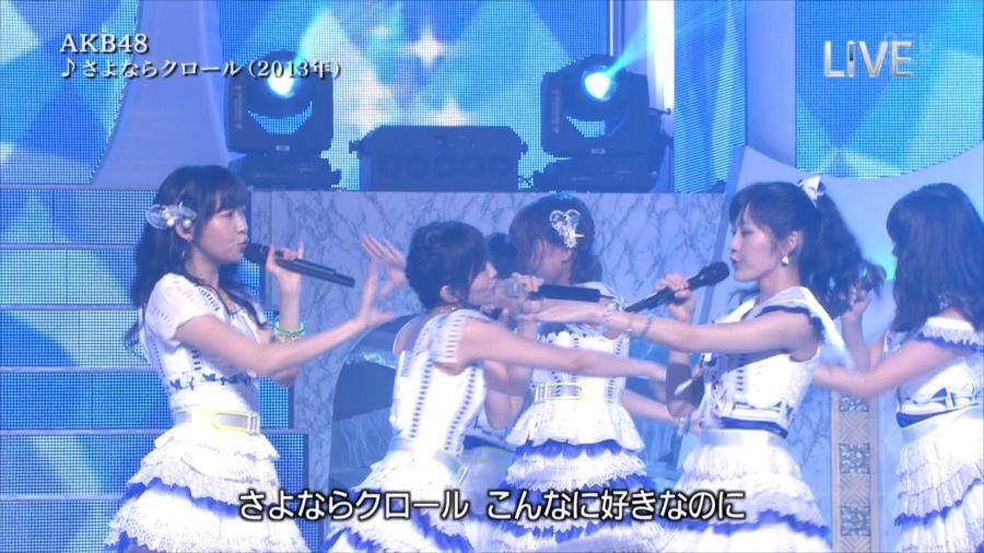 AKB48 渡辺麻友 THE MUSIC DAY 音楽のちから 20140712 (30)_R
