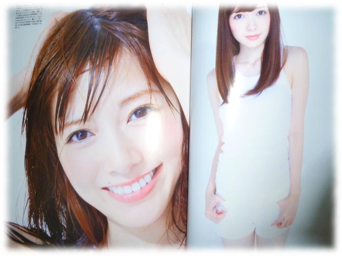 UTB+ 白石麻衣