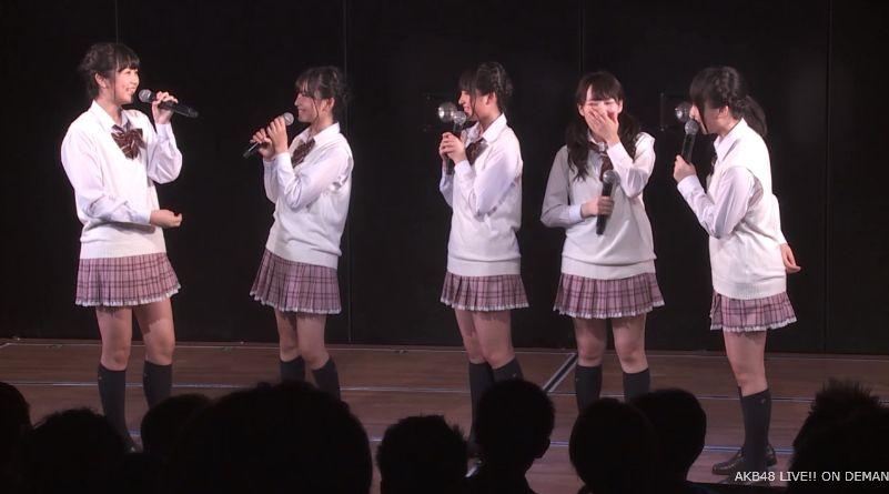 横島亜衿 あえりん 劇場公演MC (3)