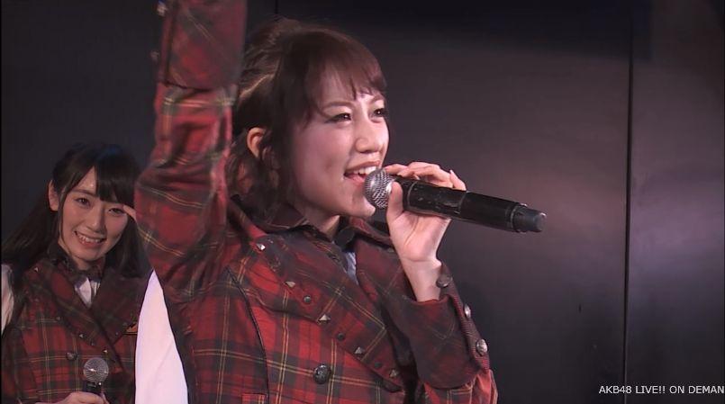 AKB48高橋みなみ ファイヤーヘアー (1)