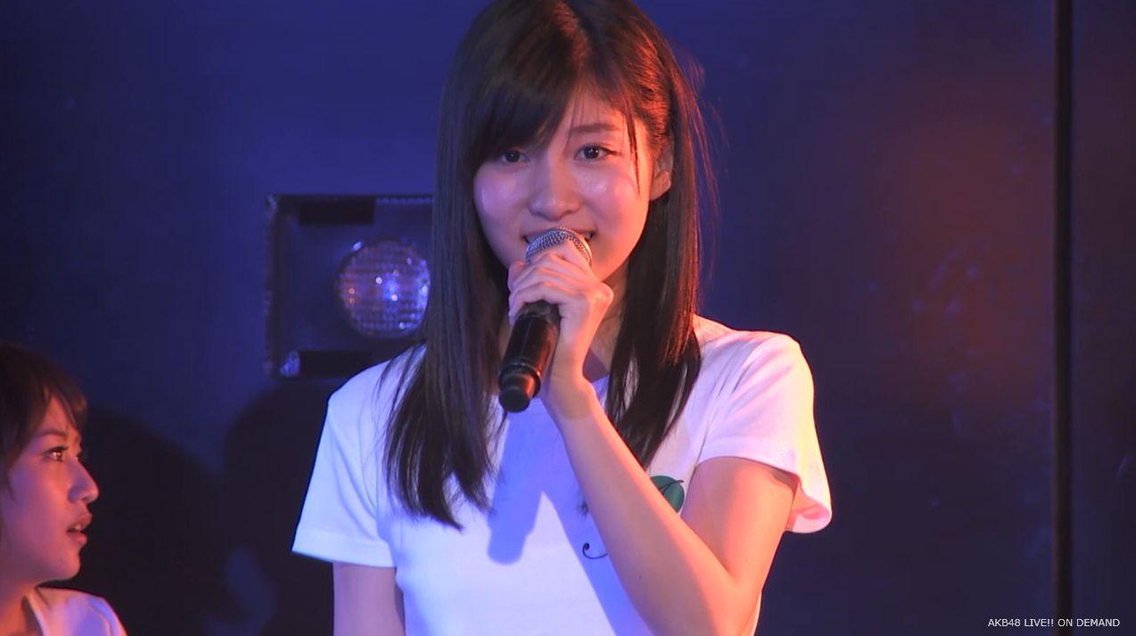 島崎遥香 あの頃のスニーカー チームA劇場公演 20140714 (4)