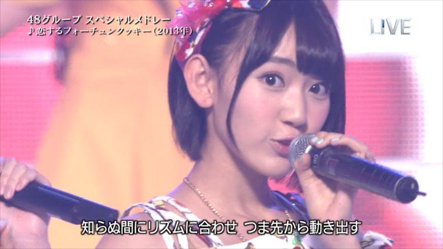 AKB48 宮脇咲良 THE MUSIC DAY 音楽のちから (60)_R