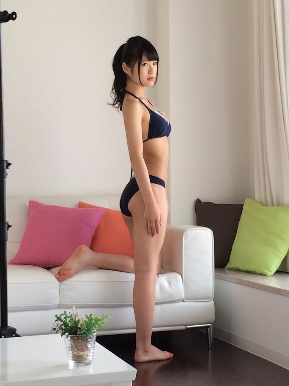 ENTAME 渋谷凪咲 オフショット