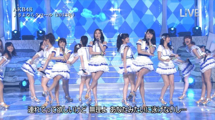 AKB48 渡辺麻友 THE MUSIC DAY 音楽のちから 20140712 (49)_R