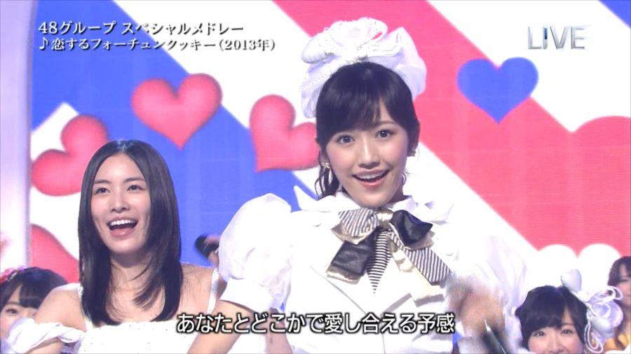 AKB48 渡辺麻友 THE MUSIC DAY 音楽のちから 20140712 (110)_R