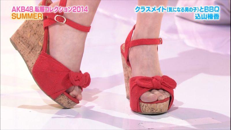 AKBINGO 私服コレクション2014夏 こみはる 20140709 (9)_R