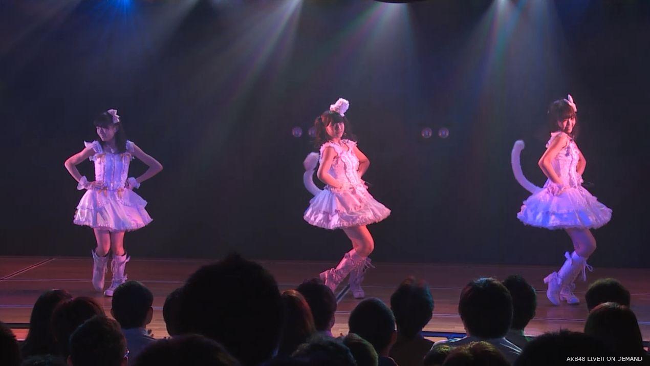 なーにゃ ツインテール チームB公演 20140718 (14)