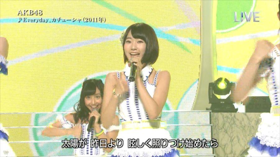 AKB48 宮脇咲良 THE MUSIC DAY 音楽のちから (20)_R