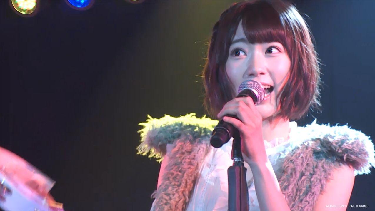 宮脇咲良 ハート型ウィルス チームA公演 20140714 (18)